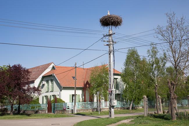 Apartment-Haus in Abadszalok