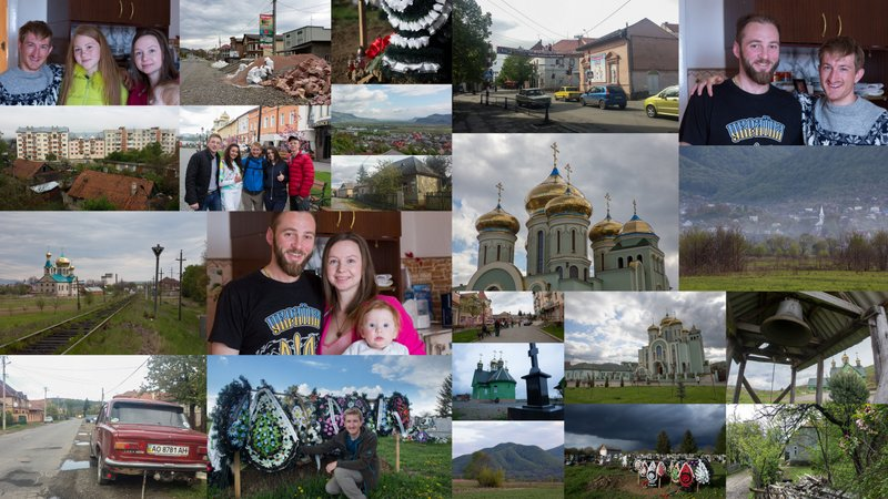 Collage - Ukraine – Україна