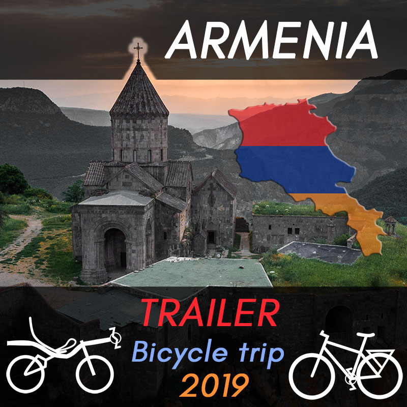 Thumbnail Armenia Bicycle Trip 2019